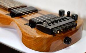 Light weight travel guitar