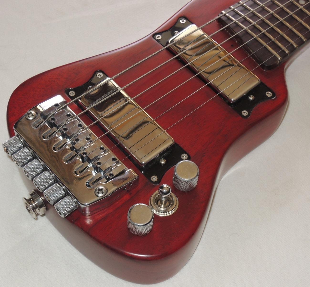 Portable Guitar Lap Axe