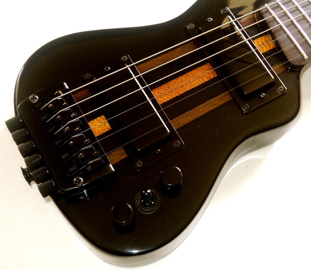 Custom Travel Guitars Lap Axe