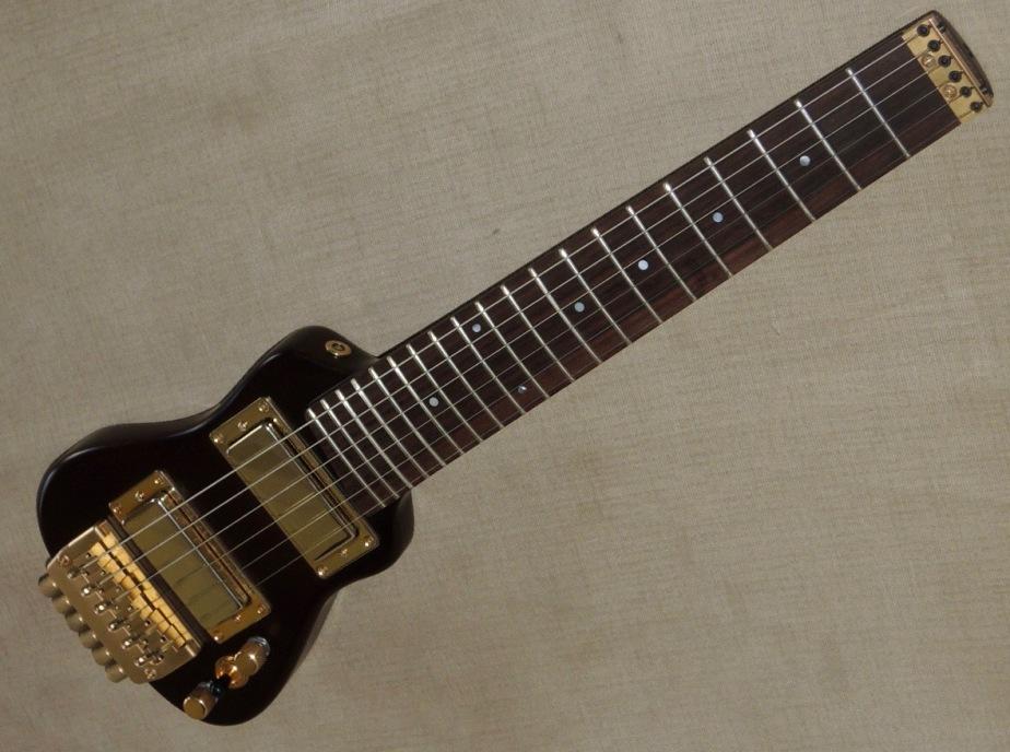 Lapaxe Travel Guitar Lap Axe
