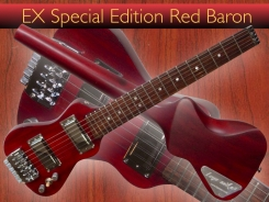 Travel electric guitar special editionBaron-1.001